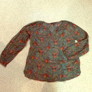 Gipsy blouse